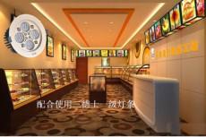 深圳LED灯具使店面温馨有气氛