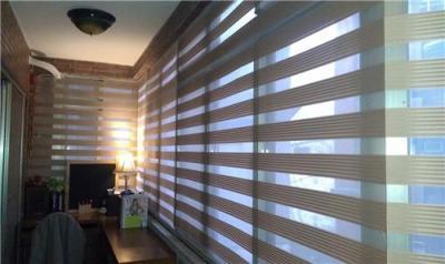 乌鲁木齐电动遮阳窗帘哪里有安装厂家