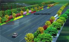 貴陽城市街道綠化施工公司負責息烽小區綠化