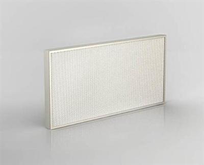 清远卷绕式过滤器 高效无隔板空气过滤器
