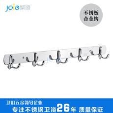 不锈钢挂衣钩批发 聚源不锈钢衣钩价格