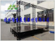 杭州桁架直销批发背景架方管桁架喷绘布搭建