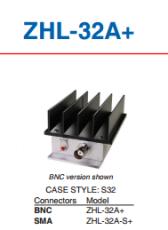 美國進口MINI 功率放大器 ZHL-32A+