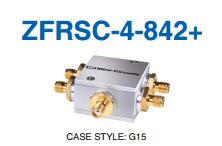 MINI-circuit 功分器 ZFRSC-4-842-S+