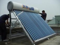 平顶山更换太阳能热水器仪表控制阀门修漏水