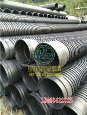 江蘇HDPE承插式塑鋼纏繞管 DN300 DN400 500