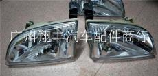 丰田塞纳99款-03款大灯角灯水箱冷凝器