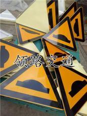 交通反光标志牌标识图片领路交通标志牌报价