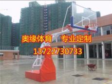 義馬市籃球架安裝方法電動液壓籃球架