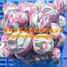 深圳高爾夫EVA玩具球 高彈海綿球 遠美佳廠