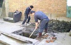 閔行北橋清洗疏通下水道 化糞池抽糞