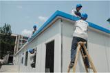 哈尔滨活动板房回收二手彩钢房二手活动板房