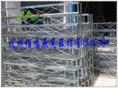 宁波桁架 宁波喷绘布搭建用架子 宁波桁架厂