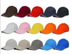 郑州广告帽定做厂家广告衫印花棒球帽定做印