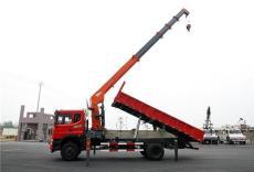 昊天11吨四方位操作随车吊 多功能随车起重