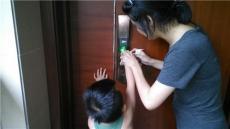 成都防盗门锁 智能锁 指纹锁 木门装智能锁