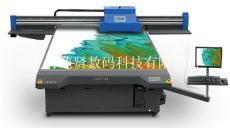 甘肃兰州彩神UV平板打印机代理经销商