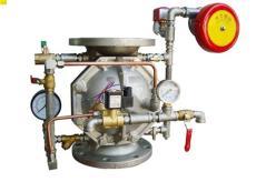 ZSFM系列不銹鋼隔膜式雨淋閥 消防雨淋閥