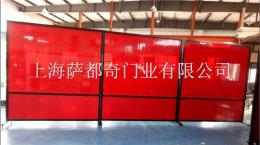 批发销售pvc焊接防护屏 电焊防护屏