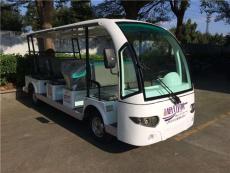 重慶11人座燃油觀光車/貴州景區觀光車