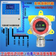 烤漆房油漆稀料氣體探測報警器