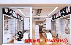 河南鄭州化妝品店裝修公司 化妝品店效果圖