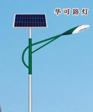 中山路灯厂家供应6米锂电池led太阳能路灯