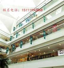 重庆商场玻璃吊旗杆