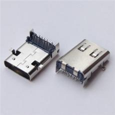 usb type-c3.1接口usb type-c3.1母座连接器