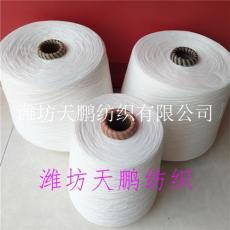 天鹏优质阻燃涤纶纱6.5支12支20支赛络纺