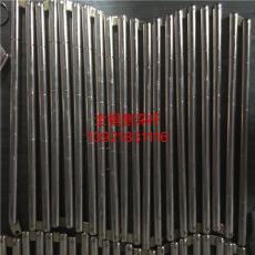 铜测深杆 测水铜尺
