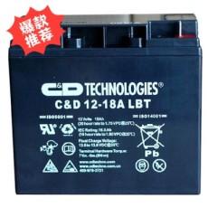 台州大力神蓄电池C D12-18LBT/12V18AH销售