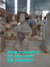 人造砂岩石酒店景观雕塑泰式女雕像花钵现货