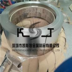 SPCC镀镍钢带 冲孔连接片用SPCC镀镍钢带