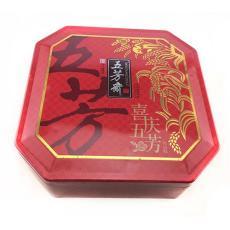 广东一站式月饼铁盒包装量身定制