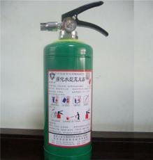 南京锐安绿瓶环保水基型灭火器