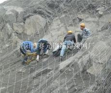 贵州主动防护网山体滑坡防护网钢丝绳网