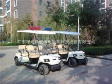 江苏徐州绿通牌 4座电动巡逻车 质量保证