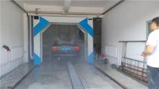 洗车房专用自动洗车机全机械摇摆自动洗车机
