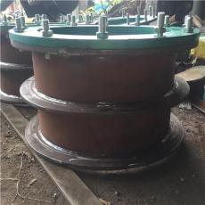 02S404防水套管外墻防水套管加長柔性防水套