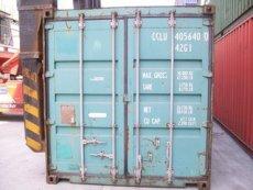 40HQ旧集装箱