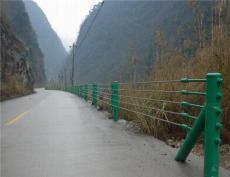 缆索护栏钢绳护栏景区护栏柔性护栏