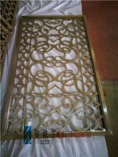 商品房裝修定制不銹鋼裝飾屏風