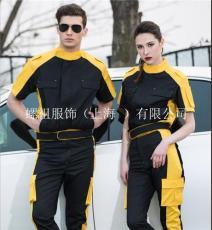 上海定做工作服哪里比较好上海工作服厂
