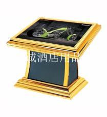 广东不锈钢索引台厂家 定做大堂导视台灯箱