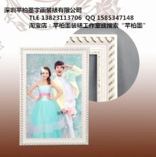 深圳福田区装裱画框在什么地方 裱框裱字店