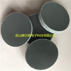 供應鋁基蜂窩納米二氧化鈦光觸媒高效過濾網