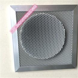 铝基光触媒 蜂窝活性炭组合过滤网杀菌除臭