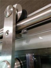 帶緩沖移門吊輪室內玻璃門滑輪2A不銹鋼滑輪