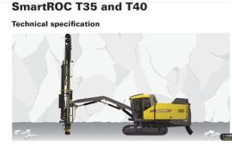 阿特拉斯Smart roc t35钻机配件现货供应